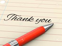 d render of pen on paper written thank you stock photo picture 3d render of pen on paper written thank you stock photo 21697496