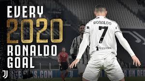 EVERY <b>Cristiano Ronaldo</b> Goal In 2020! | 41 Juventus Goals!