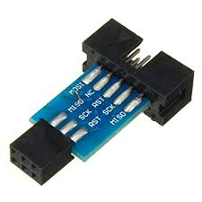 Seasiant India <b>5pcs 10 Pin to</b> 6 Pin Adapter Board: Amazon.in ...