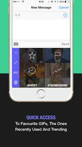 Gif Board for iOS 8 - Keyboard to send animated GIFs and emojis ... via Relatably.com