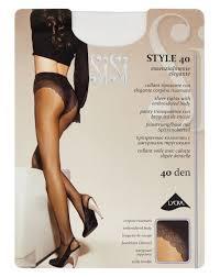 <b>Колготки Sisi</b> Style 40 den — купить по выгодной цене на Яндекс ...