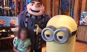 <b>Black</b> family outraged after Universal Studios character made 'OK ...