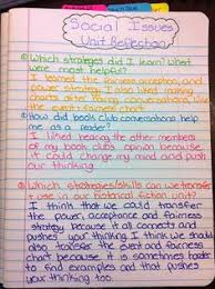 teaching  book clubs and charts on pinteresttwo reflective teachers  social issues book club unit reflection