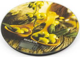 <b>Кухонные весы MARTA MT-1635</b>