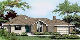 Bedroom  Bath Ranch House Plan    ALP  SR   Chatham Design Group ALP  SR House Plan