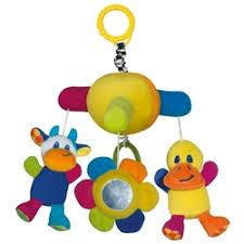 «<b>Подвесная игрушка Lorelli</b> Утка 1019110» — Подвески для ...