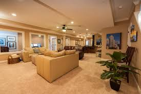 basement expansion meets many needs basement home office home