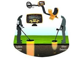<b>MD6250 Underground Metal Detector</b> Gold Digger Hunter Deep ...