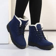 Women Boots <b>2018 New Women Winter</b> Boots Ladies Shoes Plus ...