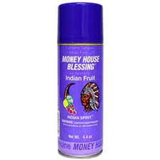 4oz Money House Blessing