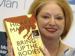 British writer Hilary Mantel won the Man Booker Prize for the second time for her Tudor saga, Bring Up The Bodies. Mantel who won the award in 2009 for Wolf ... - hilary_mantel