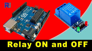 Using <b>5V 1 channel</b> relay module for Arduino - YouTube