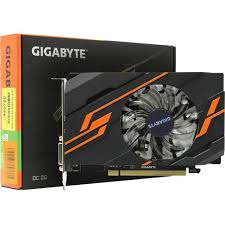 <b>Видеокарта GIGABYTE GeForce</b>® GT 1030 OC 2 Гб GDDR5 ...