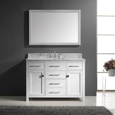 bathroom ideas vanities white