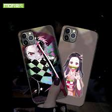 <b>Smart Led Glow</b> Phone Case For iPhone 11 Pro Max Case Demon ...