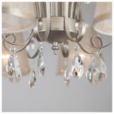 <b>Люстра Eurosvet</b> Liona <b>60065/8 серебро</b>, E14, 320 Вт — купить по ...