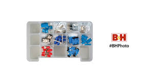 Camplex Singlemode Fiber <b>Adapter</b> Kit HF-FIBERSMA-KIT B&H Photo