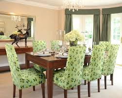 Floral Dining Room Chairs Furniture Various Fascinating Slipcover Chair Designs Dylan Gallery