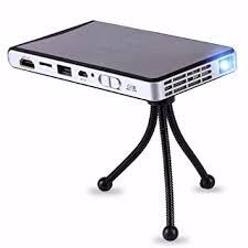 DMG <b>M9 Pro</b> Compact Projector Portable DLP WiFi Miracast ...