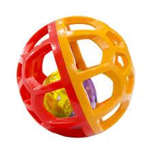 Развивающая игрушка <b>Little</b> Нero <b>Шарик</b>-<b>погремушка</b> ...