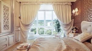 swag curtains for bedroom