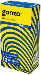 <b>Презервативы GANZO New</b> classic №12 – купить в сети ...