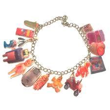 <b>Jewelry</b> | <b>90s Baby</b> Vintage Toys Charm <b>Bracelet</b> | Poshmark
