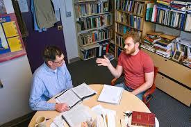 steps to choosing a major seattle pacific university meet a professor