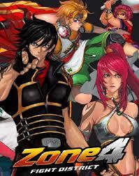 Resultado de imagem para Zone 4 Fight District capa pc