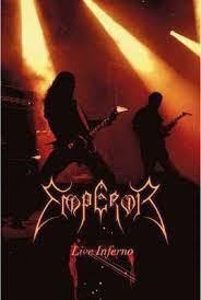 <b>Emperor</b> - <b>Live Inferno</b> (2009, CD) | Discogs