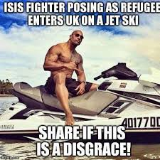 Refugees Welcome supporters fight anti-migrant memes with satire ... via Relatably.com