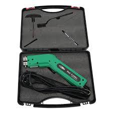 <b>100W 220V</b> Hand Hold Heating Knife Cutter <b>Hot</b> Cutter Fabric Foam ...