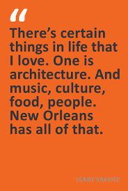 Creative Calling Cards: New Orleans Quotes via Relatably.com
