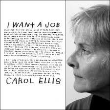 i want a job by carol ellis finishing line press i want a job by carol ellis