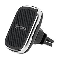 <b>Magnetic Wireless</b> Car <b>Charger</b> Mount | PITAKA MagEZ Mount <b>Qi</b>