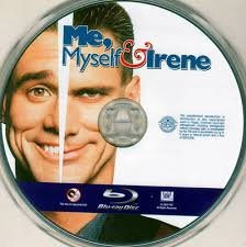 Me Myself and Irene 2000 Wide Screen Blu Ray Disc Cover - Me-Myself-and-Irene-2000-WS-Cd-Cover-