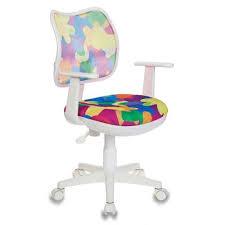 Купить офисное <b>кресло Бюрократ</b> спинка сетка мультиколор ...