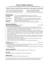 office help resume resume it help