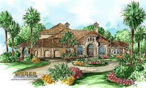 Our Most Popular House Plans of   on the Internet   Weber    Mediterranean house plan