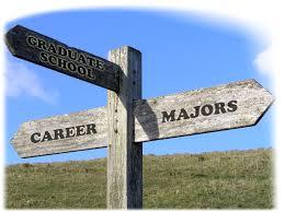 university advisement center choose a major