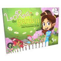 <b>Игра Lora</b> in the Garden, <b>Strateg</b> (30514) купить в Киеве ...