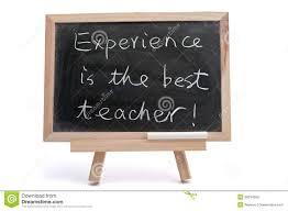 experience is the best teacher essay ielts