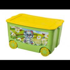 Отзывы о <b>Ящик для игрушек</b> Эльф <b>Пласт</b>
