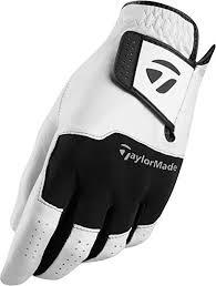 TaylorMade <b>2018 Men's</b> Stratus All <b>Leather</b> Golf Glove: Amazon.co ...