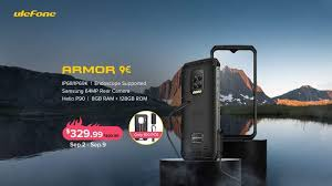 <b>Ulefone Armor 9E</b> with 64MP quad camera only for $329.99 ...
