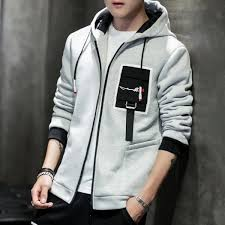 <b>2018 autumn new men's</b> coat youth Korean Edition body jacket On ...