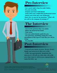 14 tips for nailing all stages of an interview