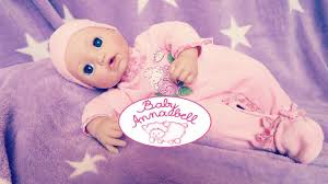 New <b>Baby Annabell</b> Interactive Doll and Accesories <b>Zapf Creation</b> ...