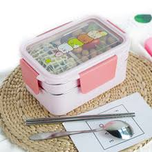Buy <b>bento box lunch</b> stainless steel and get free shipping on ...