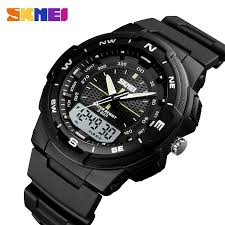 SKMEI <b>Men Watch</b> Outdoor <b>Sports Electronic Watch</b> Man Military ...
